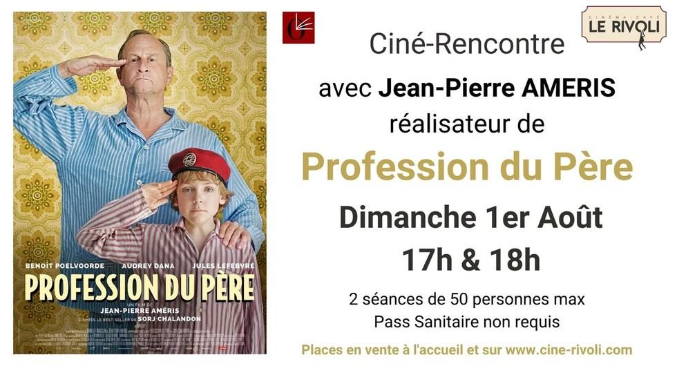 Ciné-rencontre avec le réalisateur Jean-Pierre Améris