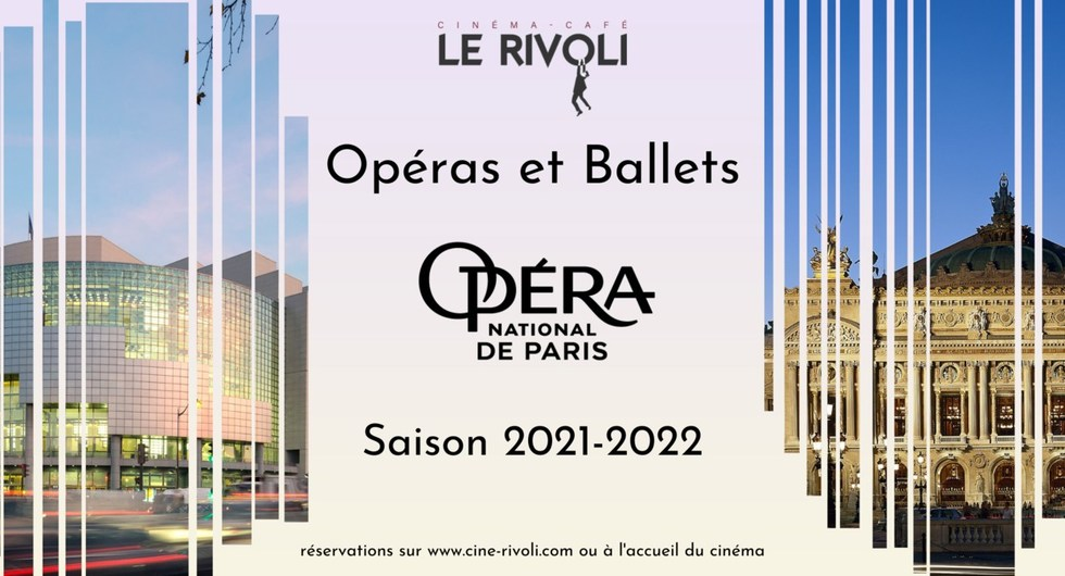 Opéra et ballets saison 21/22