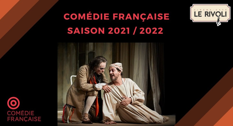 Comédie française saison 21/22